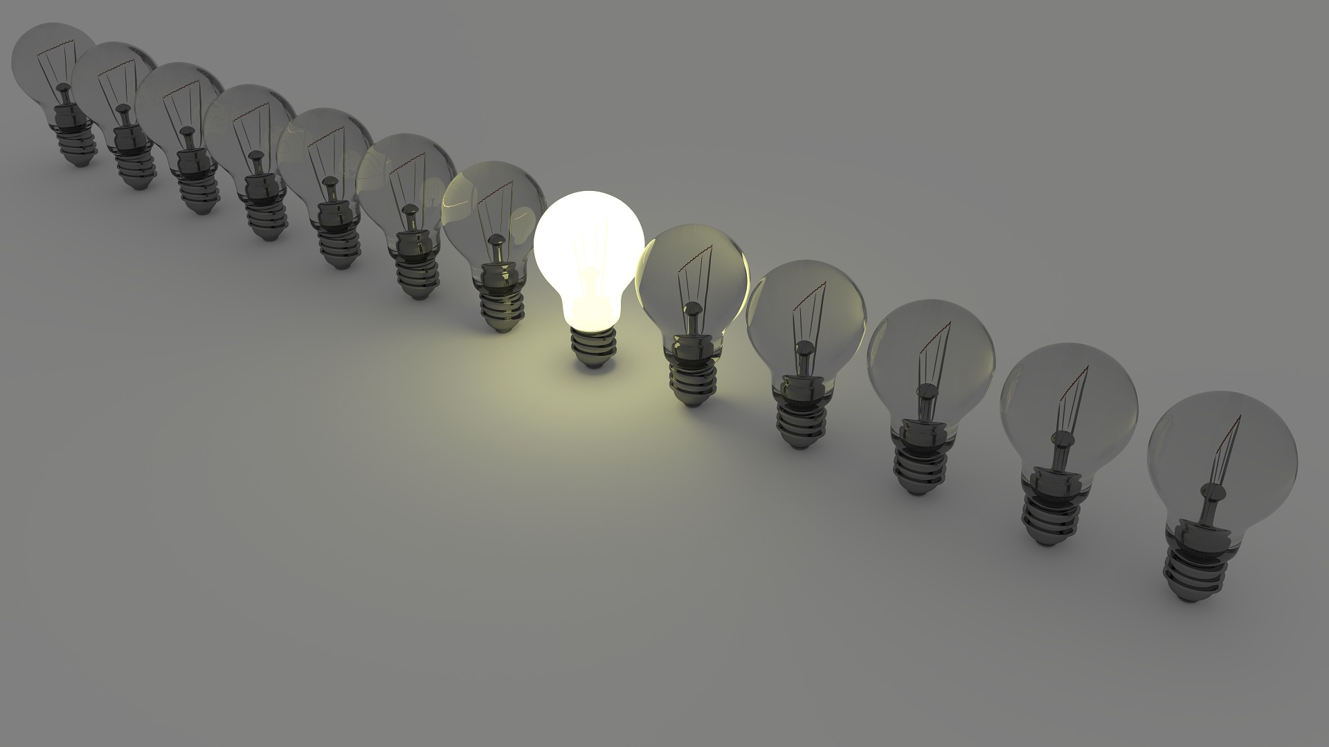 The Evolution of the Light Emitting Diode